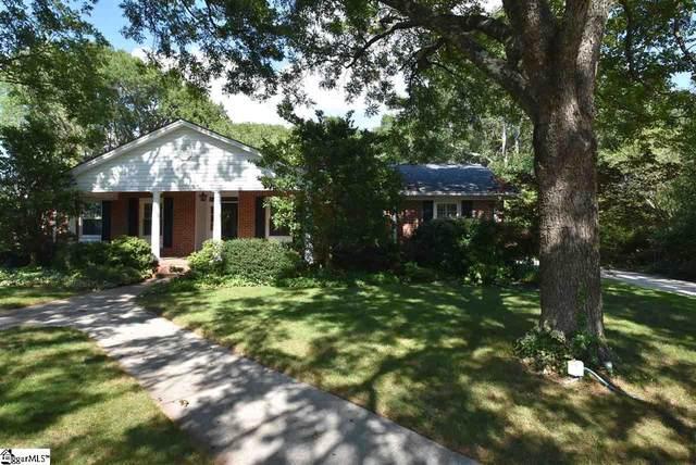 24 Wonderwood Drive, Greenville, SC 29615 (#1424807) :: Hamilton & Co. of Keller Williams Greenville Upstate