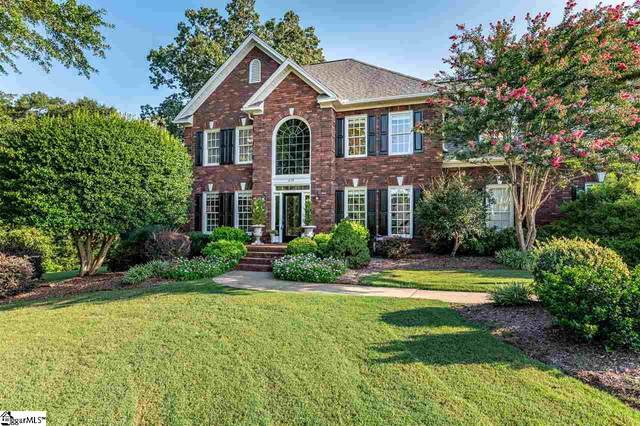 624B Driftwood Drive House With Lot, Greer, SC 29651 (#1424812) :: J. Michael Manley Team