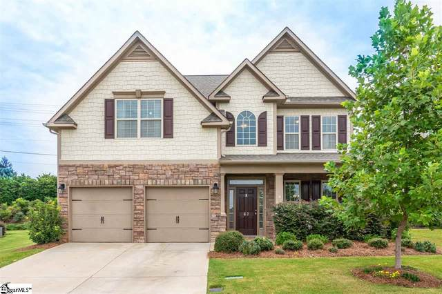 67 Wood Hollow Circle, Greer, SC 29650 (#1424817) :: Coldwell Banker Caine