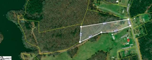 1530 Rabon Road, Laurens, SC 29360 (#1424824) :: Hamilton & Co. of Keller Williams Greenville Upstate