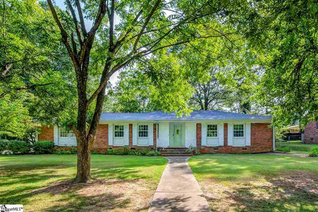 105 Northway Drive, Easley, SC 29642 (#1424827) :: Hamilton & Co. of Keller Williams Greenville Upstate