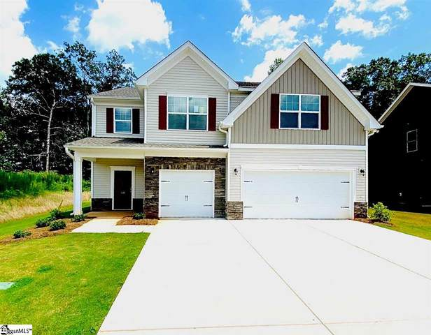 544 Edgevale Drive Homesite 106, Boiling Springs, SC 29316 (#1424835) :: The Toates Team