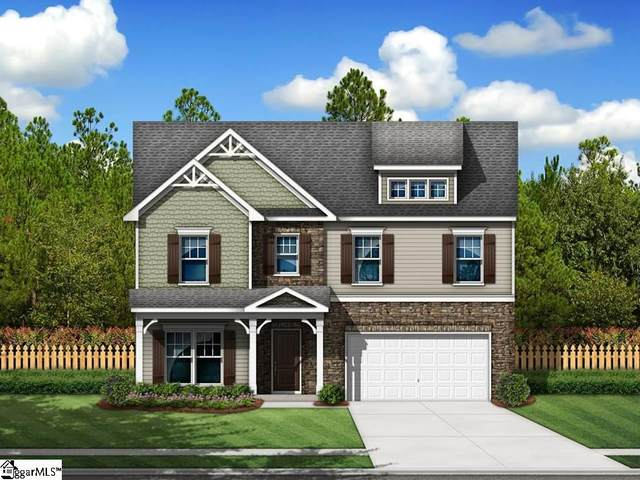 513 Edgevale Drive Homesite 72, Boiling Springs, SC 29316 (#1424839) :: Parker Group