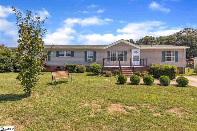 124 Bridgecreek Drive, Greer, SC 29651 (#1424844) :: J. Michael Manley Team