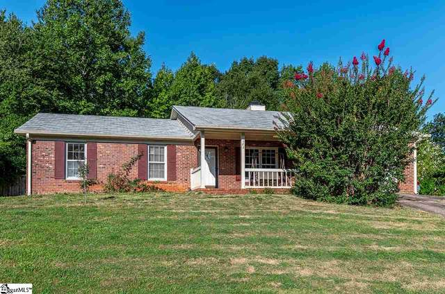 523 Indian Trail, Taylors, SC 29687 (#1424870) :: The Haro Group of Keller Williams