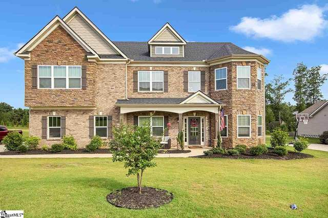27 Ridgewater Court, Fountain Inn, SC 29644 (#1424871) :: J. Michael Manley Team