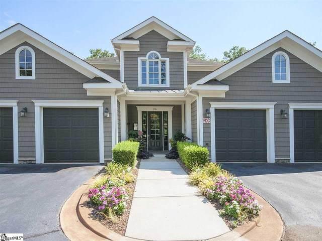 176 Ridgeland Drive Unit 201, Greenville, SC 29601 (#1424872) :: Green Arc Properties