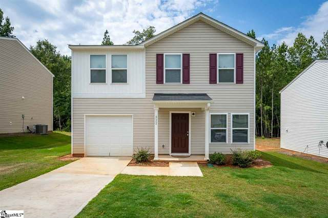 322 Cedar Ridge, Anderson, SC 29621 (#1424887) :: Hamilton & Co. of Keller Williams Greenville Upstate