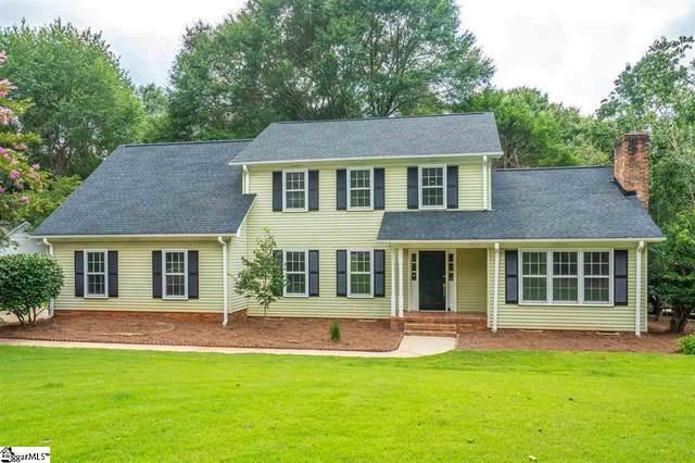 112 Chestnut Oaks Circle, Simpsonville, SC 29681 (#1424888) :: Hamilton & Co. of Keller Williams Greenville Upstate