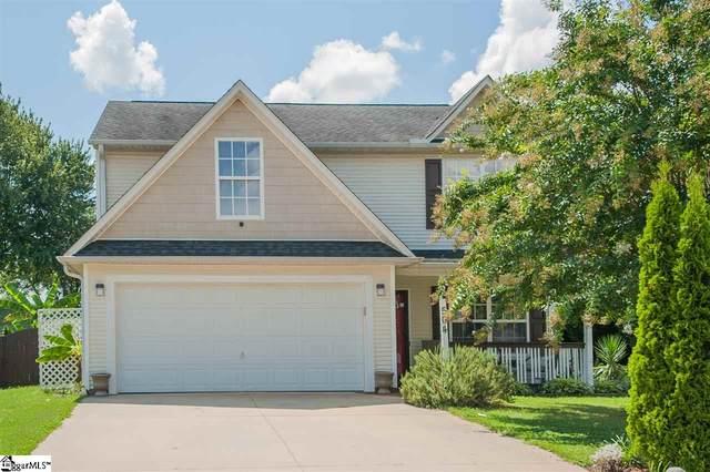 504 Chastine Drive, Spartanburg, SC 29301 (#1424896) :: The Haro Group of Keller Williams