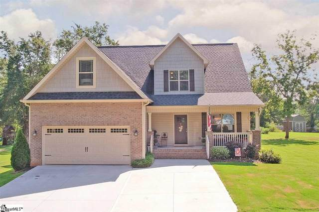 1012 Sylvia Drive, Greer, SC 29651 (#1424947) :: Hamilton & Co. of Keller Williams Greenville Upstate