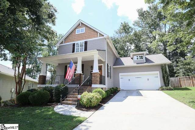 9 Alex Court, Greenville, SC 29609 (#1424958) :: The Toates Team
