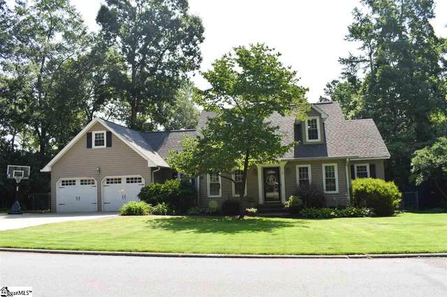 201 Gilder Creek Drive, Greenville, SC 29607 (#1424982) :: Green Arc Properties