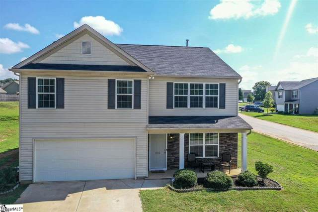 951 Slow Creek Drive, Boiling Springs, SC 29316 (#1424989) :: The Haro Group of Keller Williams