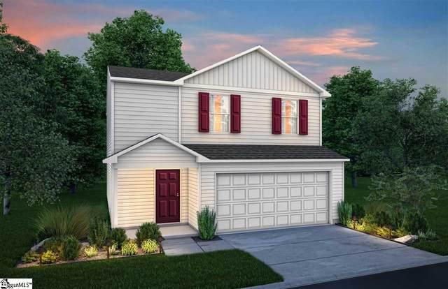 1 Magnolia Green Drive, Greer, SC 29650 (MLS #1424996) :: Resource Realty Group