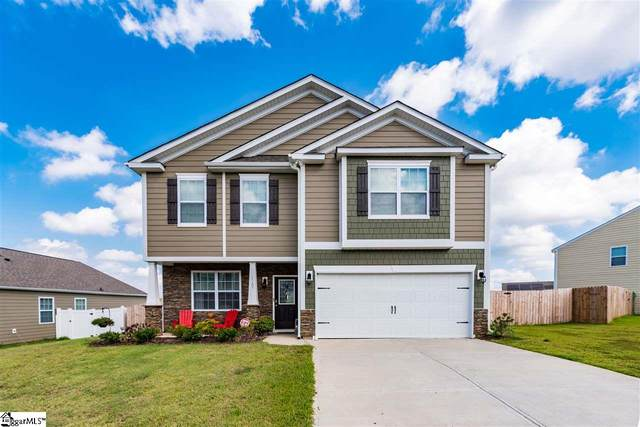 1107 Downing Bluff Drive, Simpsonville, SC 29681 (#1425011) :: The Haro Group of Keller Williams