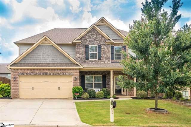 22 Copperdale Drive, Simpsonville, SC 29681 (#1425034) :: Hamilton & Co. of Keller Williams Greenville Upstate