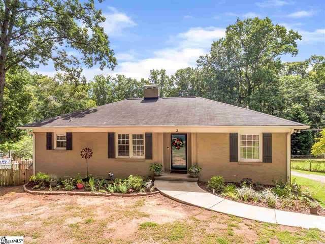 3 Lady Marion Lane, Greenville, SC 29607 (MLS #1425097) :: Prime Realty