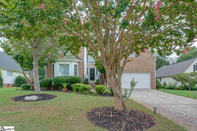 19 Overcup Court, Greer, SC 29650 (#1425106) :: Parker Group