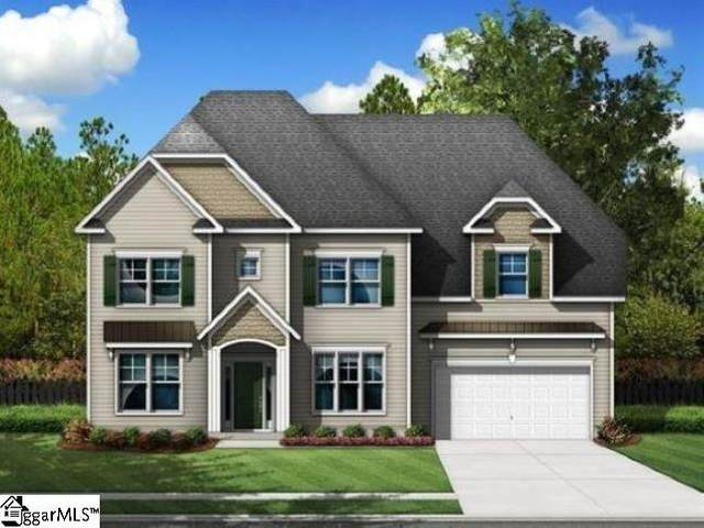 106 Juniper Hill Drive #71, Easley, SC 29642 (#1425136) :: Coldwell Banker Caine
