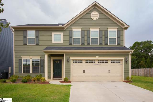 705 Emerald Hill Court, Simpsonville, SC 29681 (#1425207) :: The Haro Group of Keller Williams