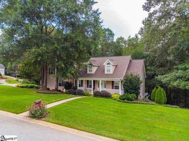 11 Pleasant Knoll Lane, Greer, SC 29651 (#1425242) :: The Haro Group of Keller Williams