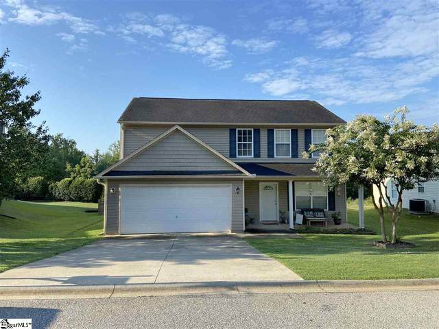 18 Annika Court, Taylors, SC 29687 (#1425251) :: Coldwell Banker Caine