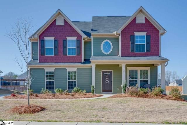 121 Village Vista Drive, Fountain Inn, SC 29644 (MLS #1425266) :: Prime Realty