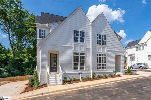 172 Silver Hill Street #24, Spartanburg, SC 29306 (MLS #1425296) :: Prime Realty