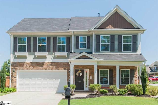 247 Twilitemist Drive, Duncan, SC 29334 (#1425328) :: The Haro Group of Keller Williams