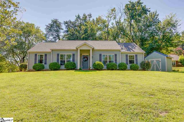 15 Dawnwood Drive, Greenville, SC 29615 (#1425332) :: The Toates Team