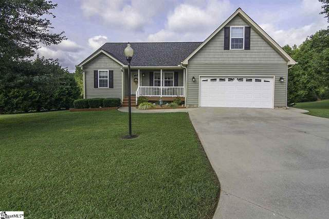 6 Country Knolls Drive, Greer, SC 29651 (#1425346) :: The Haro Group of Keller Williams