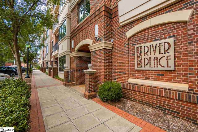 155 Riverplace #108, Greenville, SC 29601 (#1425357) :: Hamilton & Co. of Keller Williams Greenville Upstate