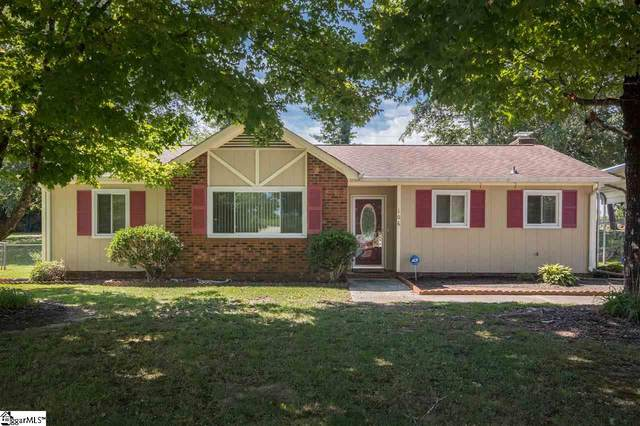 106 Coalmont Court, Simpsonville, SC 29681 (#1425364) :: The Toates Team