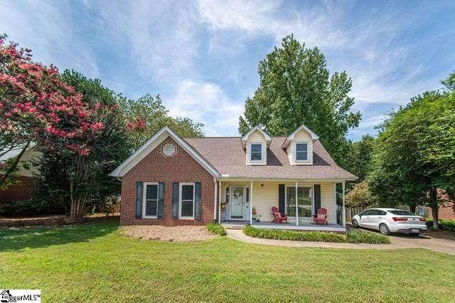 206 S Chancelor Drive, Simpsonville, SC 29681 (MLS #1425395) :: Prime Realty