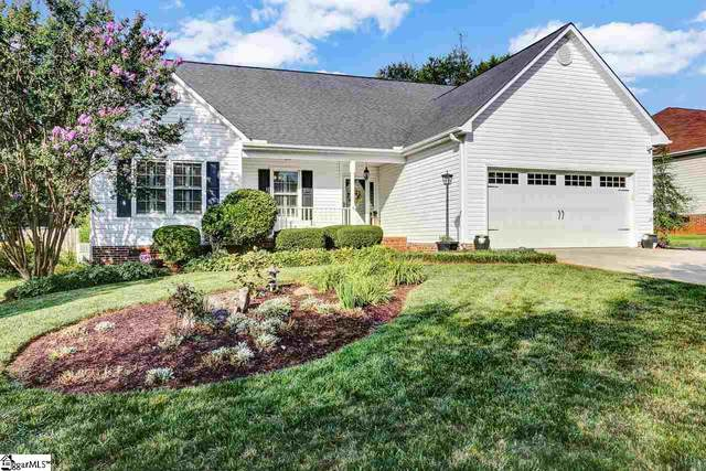15 Grouse Ridge Way, Greenville, SC 29617 (#1425433) :: Parker Group