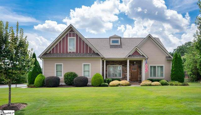 2 Laurel Grove Drive, Simpsonville, SC 29681 (MLS #1425470) :: Prime Realty