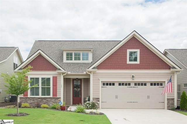 107 Sunlit Drive, Simpsonville, SC 29680 (MLS #1425479) :: Prime Realty
