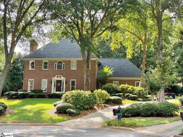 12 Bramblewood Terrace, Simpsonville, SC 29681 (#1425510) :: J. Michael Manley Team