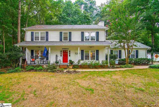 702 S Almond Drive, Simpsonville, SC 29681 (#1425538) :: The Toates Team