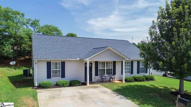 558 Duncan Station Drive, Duncan, SC 29334 (#1425549) :: Coldwell Banker Caine