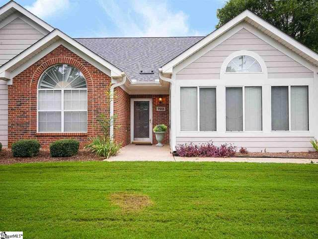 703 Heritage Club Drive, Greenville, SC 29615 (#1425560) :: The Haro Group of Keller Williams