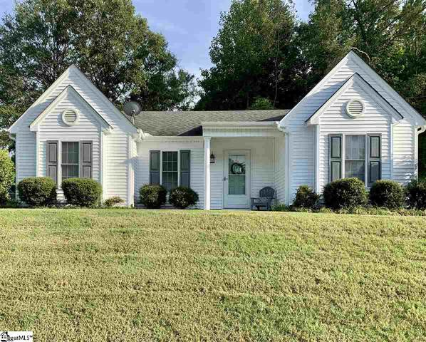 100 Forrester Drive, Liberty, SC 29657 (MLS #1425616) :: Prime Realty
