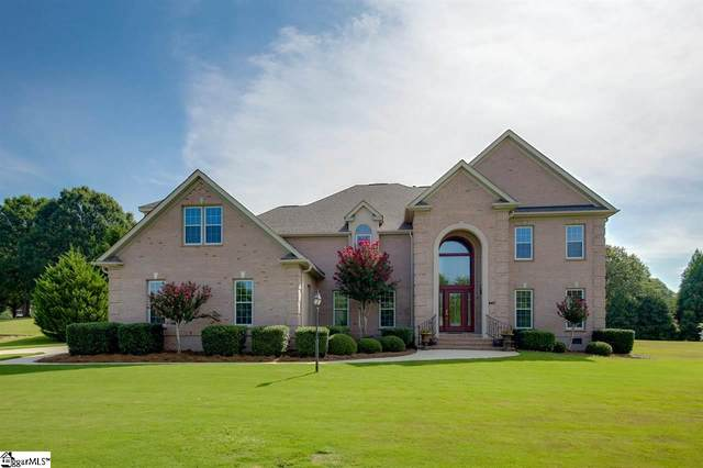 443 Crepe Myrtle Drive, Greer, SC 29651 (#1425619) :: Hamilton & Co. of Keller Williams Greenville Upstate