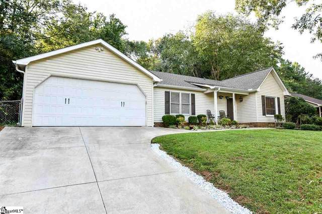 1608 Winding Way, Taylors, SC 29687 (#1425629) :: J. Michael Manley Team