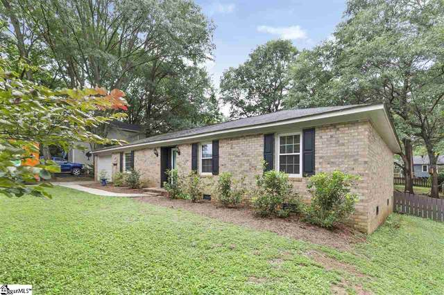120 Valley Forge Drive, Greer, SC 29650 (#1425637) :: Parker Group
