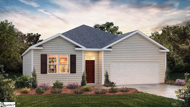 3736 Brookshade Trail Lot 101, Moore, SC 29369 (#1425642) :: Modern