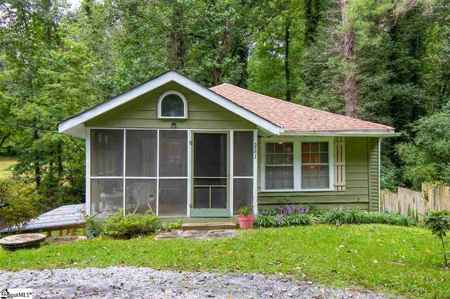 221 Duckworth Road, Marietta, SC 29661 (#1425652) :: Hamilton & Co. of Keller Williams Greenville Upstate