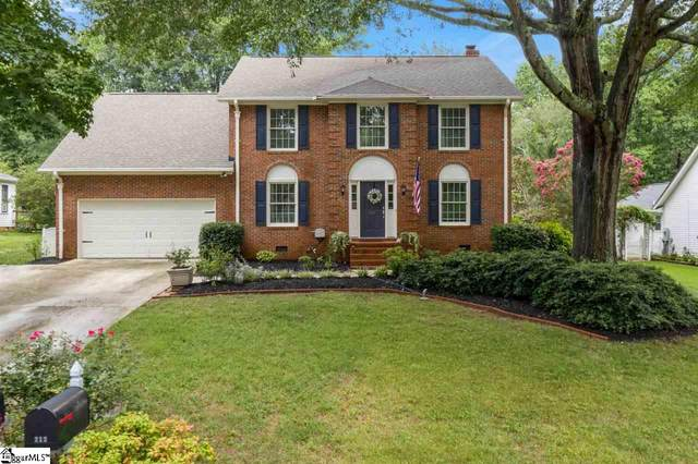 213 W Silverleaf Street, Greer, SC 29650 (#1425662) :: Green Arc Properties