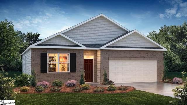 401 Bucky Drive, Woodruff, SC 29388 (MLS #1425710) :: Prime Realty